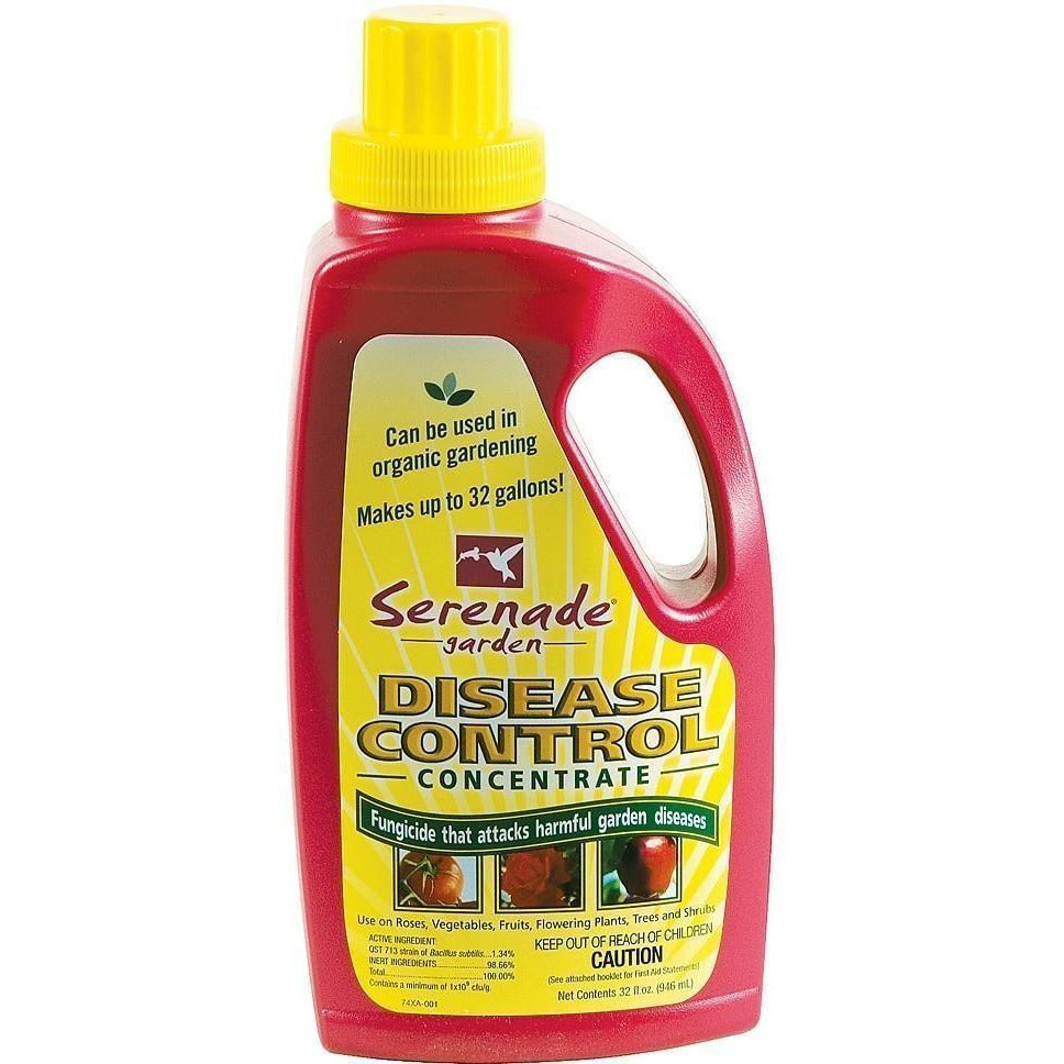 Serenade® Garden Disease Control Concentrate, qt