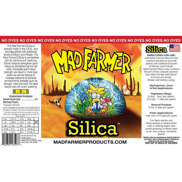 Mad Farmer™ Silica™, gal