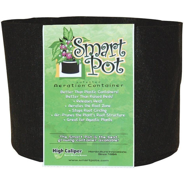 Smart Pot® Black 20 Gal Containers | Fabric Grow Bags