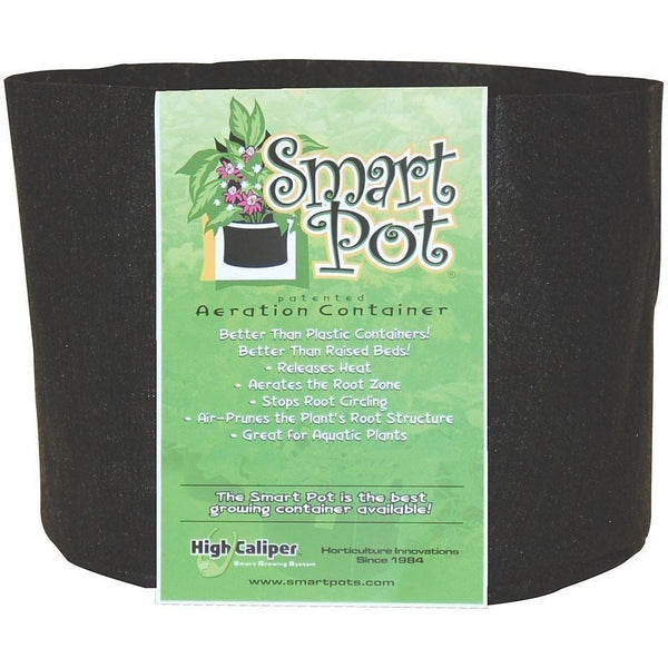 Smart Pot® Black 900 Gal | Special Order Only Containers Fabric Grow Bags