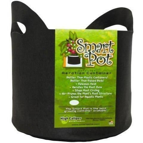 Smart Pot® With Handles 5 Gal Containers | Fabric Grow Bags