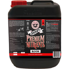 Snoop's Premium Nutrients Bloom A Circulating, 5L