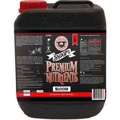 Snoop's Premium Nutrients Bloom A Coco, 10L