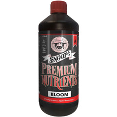 Snoop's Premium Nutrients Bloom A Non-Circulating, 1L