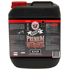 Snoop's Premium Nutrients Bloom B Non-Circulating, 10L