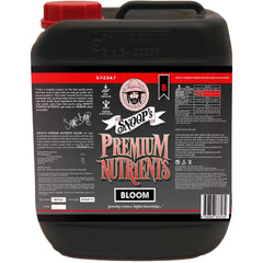 Snoop's Premium Nutrients Bloom B Non-Circulating, 20L | Special Order Only