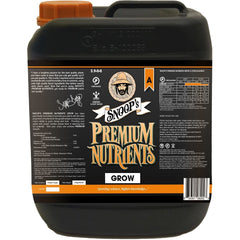 Snoop's Premium Nutrients Grow A Circulating, 10L