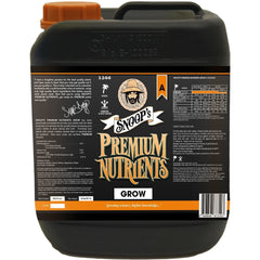 Snoop's Premium Nutrients Grow A Coco, 20L | Special Order Only
