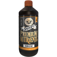 Snoop's Premium Nutrients Grow A Non-Circulating, 1L | Special Order Only