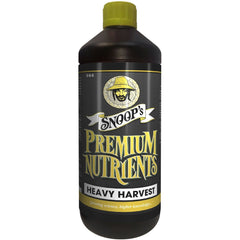 Snoop's Premium Nutrients Heavy Harvest, 1L