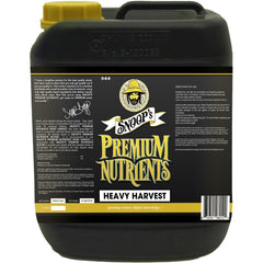 Snoop's Premium Nutrients Heavy Harvest, 20L | Special Order Only