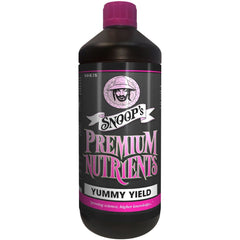 Snoop's Premium Nutrients Yummy Yield, 1L