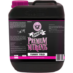Snoop's Premium Nutrients Yummy Yield, 20L | Special Order Only