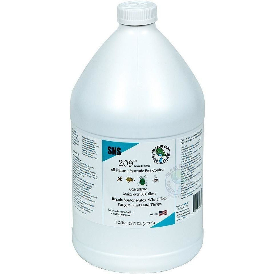 SNS 209™ Systemic Pest Control Concentrate, gal