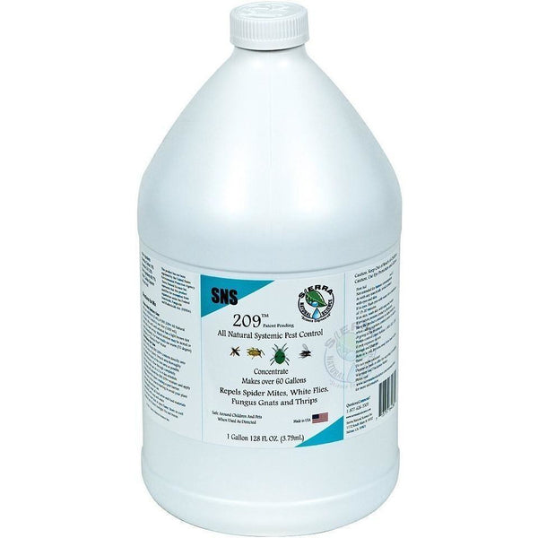 Sns 209 Systemic Pest Control Concentrate Gal Plant Pests | Insect