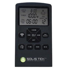 Solis Tek LCD Remote for Solis Tek Matrix LCD1000 Ballast