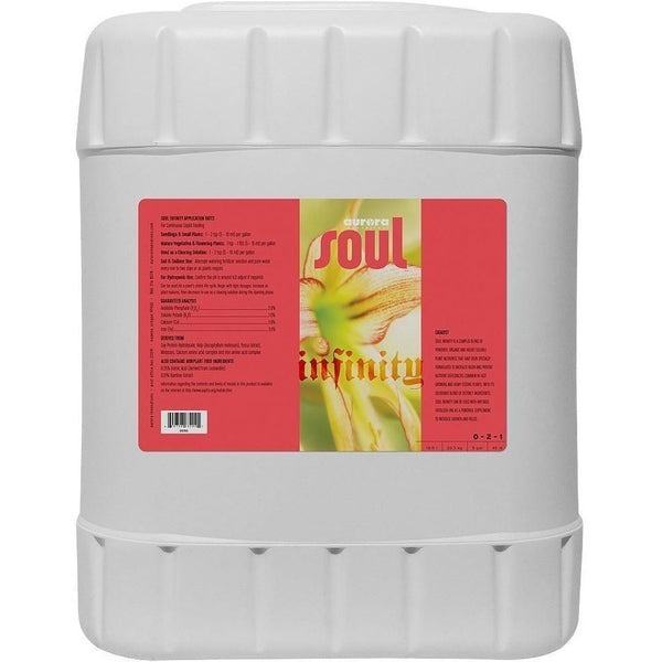 Soul Infinity 5 Gal Nutrients | Liquid