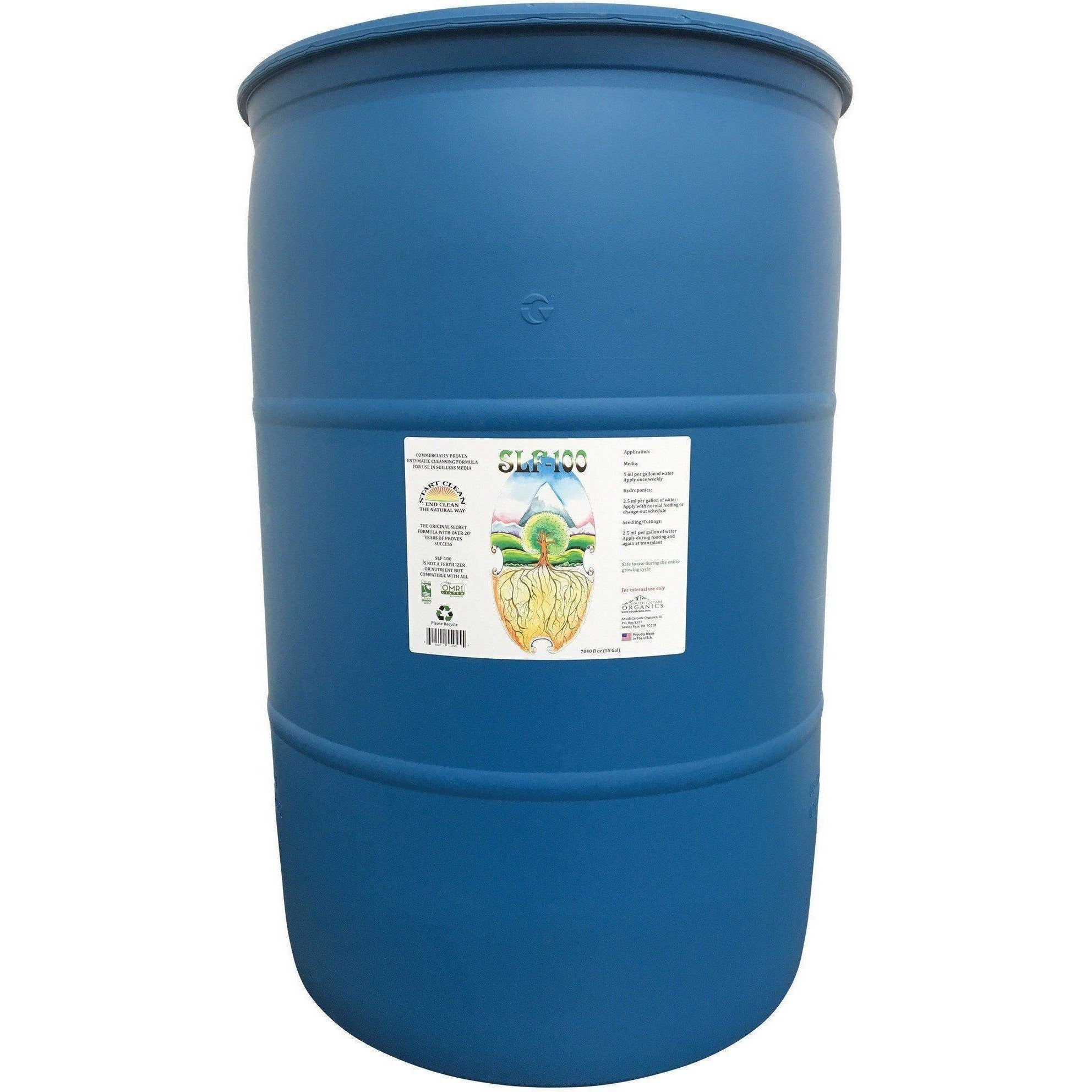 South Cascade Organics SLF-100, 55 gal | Special Order Only