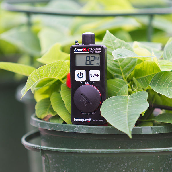 SpotOn® QUANTUM PAR GROW LIGHT / LED METER