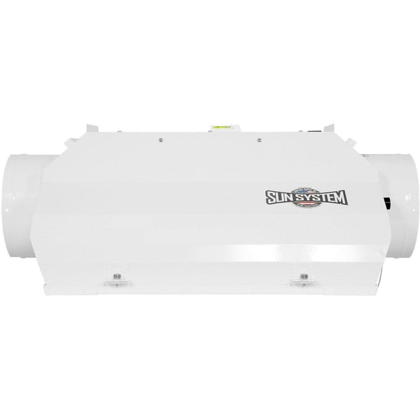 Sun System® Ac/de Fusion 8 Air-Cooled Double Ended Fixture 120-240V Hid | Light Systems