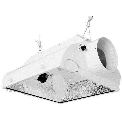 "Sun System® AC/DE Fusion 8"" Air-Cooled Double Ended Fixture, 120-240V"