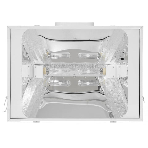 "Sun System® LEC® 630W Air-Cooled 8"" Fixture 120 Volt with 3100K Lamps"