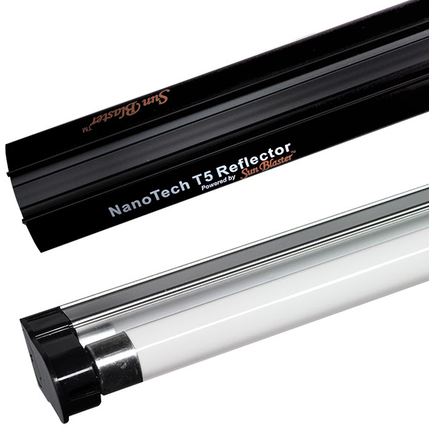 Sunblaster Nanotech T5 Ho 31 Lamp With Reflector 3 Fluorescent | Light Systems