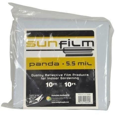 Sunfilm® Black & White Panda Film 10 X Reflectives | Grow Room Walls