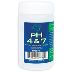 Sunleaves® pH 4 and 7 Buffer Solution Powder | Pack of 12