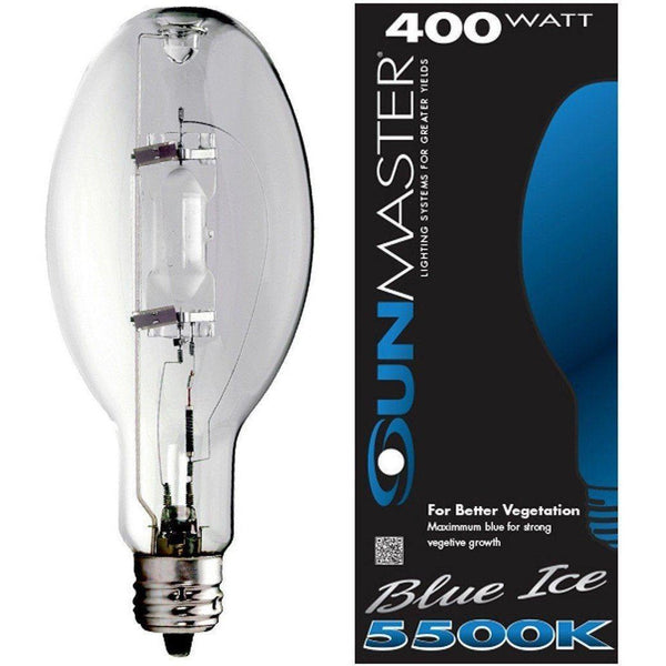 Sunmaster® Blue Ice Mh U-37 Lamp 400W Hid | Lamps