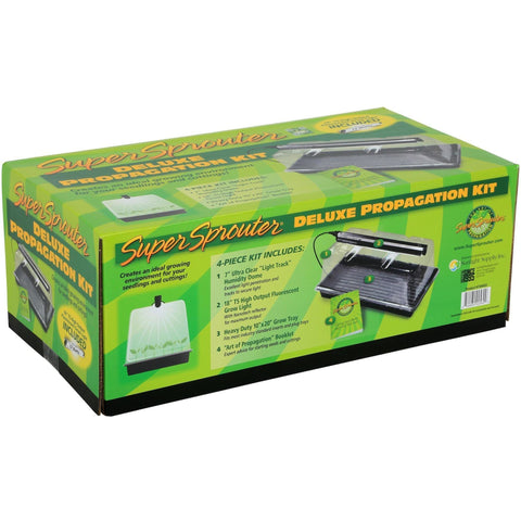 Super Sprouter® Deluxe Propagation Kit with T5 Light