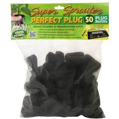 Super Sprouter® Perfect Plug Refill Pack | Pack of 50