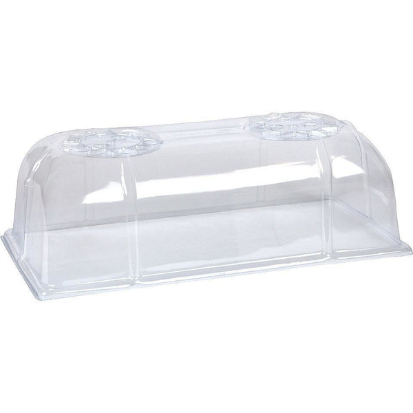 Super Starter Humidity Dome | Case Of 50 Seed & Clone Trays Domes