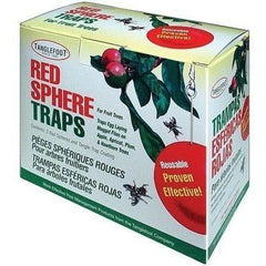 Tanglefoot® Red Sphere Traps