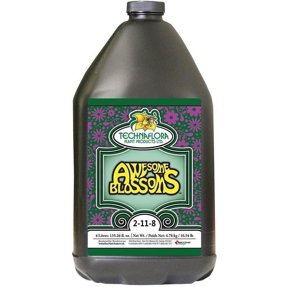 Technaflora® Awesome Blossoms, 4L
