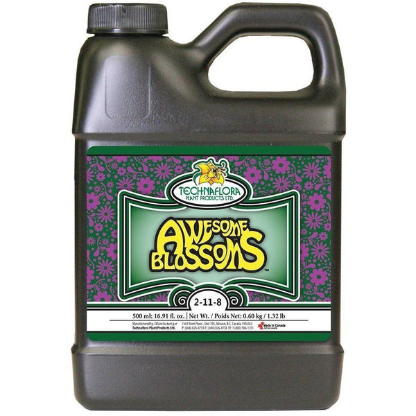 Technaflora® Awesome Blossoms 500 Ml Nutrients | Liquid