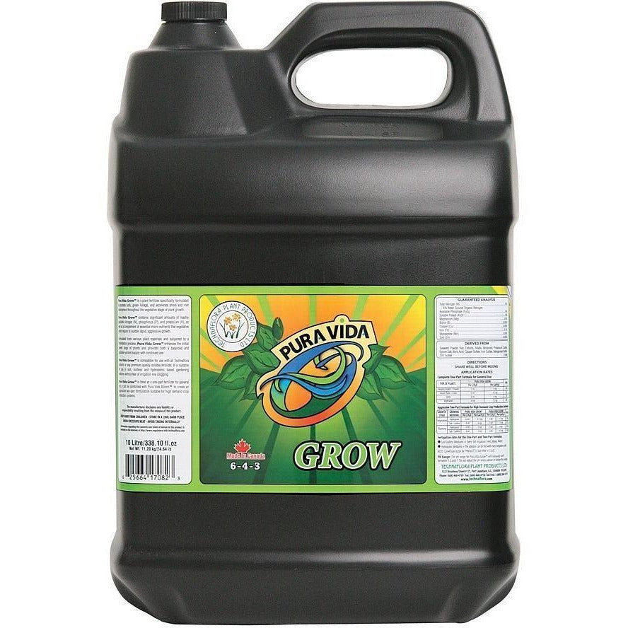 Technaflora® Pura Vida Grow, 10L