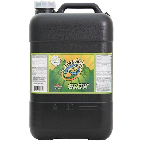Technaflora® Pura Vida Grow 20L Nutrients | Liquid