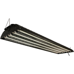 Tek Pro® LED 44 5500K , 4 Lamp 4' Fixture, Black