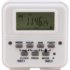 Titan Controls® Apollo® 18 Two Outlet Dual Schedule Digital Timer
