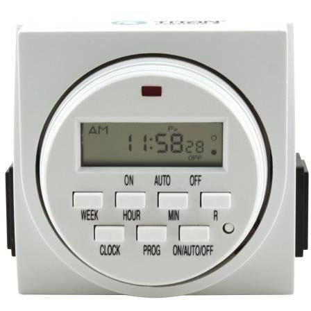 Titan Controls® Apollo® 9 Two Outlet Digital Timer Controllers | Standard Timers
