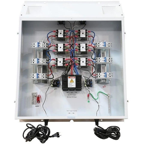 Titan Controls® Helios® Commercial Series Lighting Controller, 200 Amp