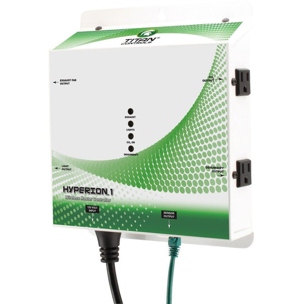 Titan Controls® Hyperion® 1 Wireless Environmental Controller Controllers | Atmosphere