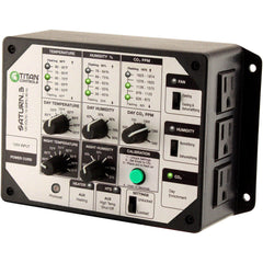 Titan Controls® Saturn® 3, Digital Temperature, Humidity & CO2 Controller