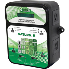 Titan Controls® Saturn® 5, Digital Environmental Controller with CO2 Timer