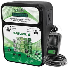 Titan Controls® Saturn® 6, Digital Environmental Controller with CO2 PPM Control