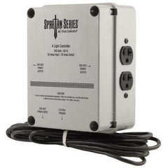 Titan Controls® Spartan Series® 4-Light Controller, 240 Volt