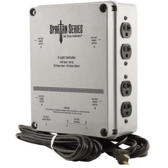 Titan Controls® Spartan Series®, 8-Light Controller, 240 Volt