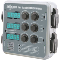Titan Controls® Spartan Series® Basic Digital Environmental Controller (Temperature, CO2 Timer and Humidity)