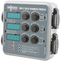 Titan Controls® Spartan Series® Digital Environmental Temp, Humidity, Light and CO2 Controller